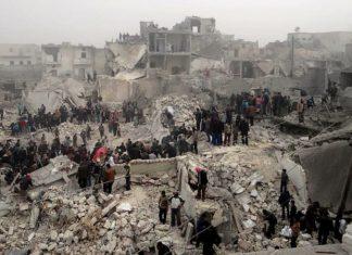 Utter Disregard for Rights Seen in Cruelty of Syrian War
