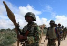 VOA Exclusive: Dozens More US Troops Deployed to Somalia