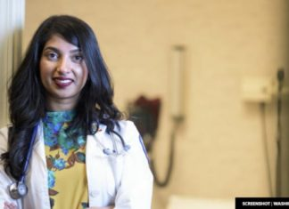 A patient says something hateful, and here's what a Muslim medical student does