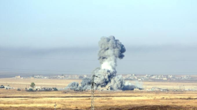 US: Coalition Airstrikes Kill 3 Senior Islamic State Leaders