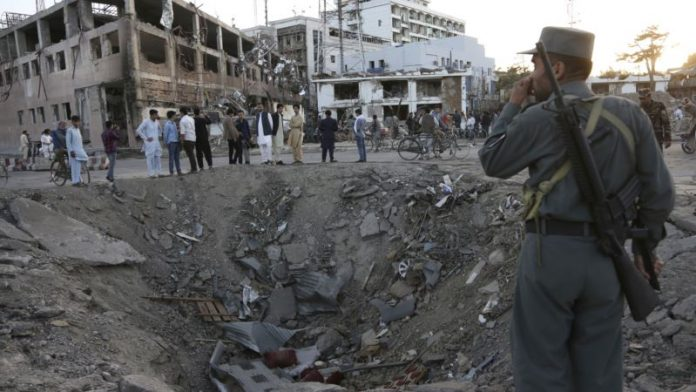 Afghan Peace Conference Marred by Deadly Terrorist Attack