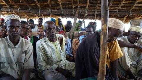 CAR: Church shelters Muslims fleeing anti-Balaka rebels