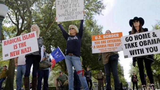 How US groups spread hate via the Islamophobia industry