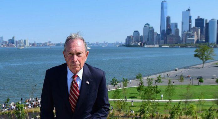 Michael Bloomberg Pledges $15Mil to Ensure U.S. Fulfills Paris Climate Accord