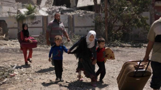 UN: Islamic State Killed 231 Civilians Trying to Flee Mosul