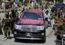 Kashmiri Rebel Chief Rejects US Terror Sanctions