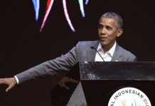 Obama Extols Pluralism at Forum for Overseas Indonesians