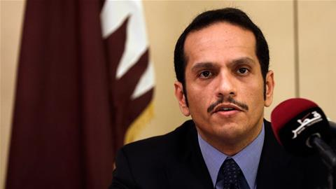 Qatar FM: The list of demands was meant to be rejected