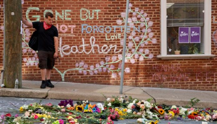 Memorial Service Held for Woman Killed After White Supremacist March