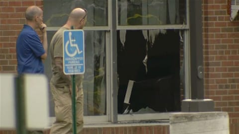 Minnesota mosque bombed during morning prayers