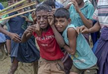 Activist Group Accuses Myanmar Military of 'Crimes Against Humanity'