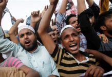 India: Rohingya Muslims have 'terror' ties