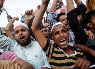 India: Rohingya Muslims have 'terror' ties