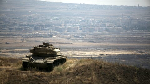 Why does Israel keep attacking Syria
