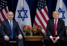 Jewish Home minister threatens to bolt coalition over Trump peace plan