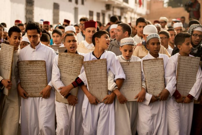 Moroccans pray for rain as 'mercy from God'