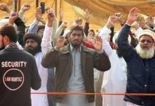 Pakistani court orders anti-blasphemy sit-in be cleared