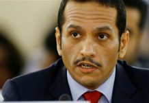 Qatar calls for renewed push against 'terror' groups