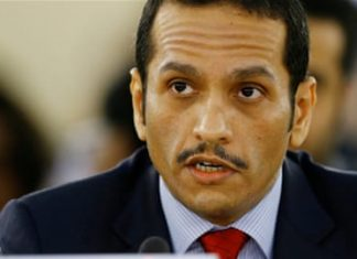 Qatar calls for renewed push against 'terror' groups
