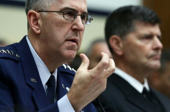 US nuclear commander would resist 'illegal' order for strike