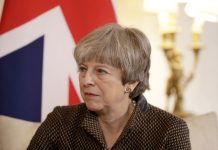 Britain's May: Trump Wrong to Retweet Anti-Muslim Videos