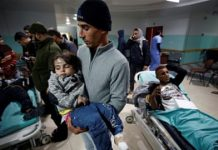 Gaza Two dead in Israeli attack amid Jerusalem unrest