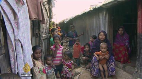 Rohingya women sold as sex slaves in Bangladesh