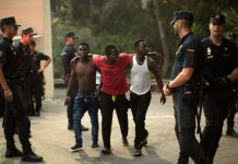 Spain Tries to Turn Back Growing Migrant Tide
