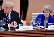 Trump attacks May, defends Britain First tweets