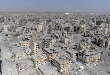 US-led Coalition Says Its Airstrikes Have Killed 801 in Syria, Iraq