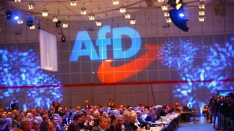 Far-right politician converts to Islam, quits AfD party