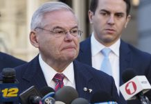 In shocking move, feds drop all charges against Sen. Bob Menendez