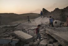 UN: Millions of Iraqi Children Affected by Conflict, Poverty Face Grim Future