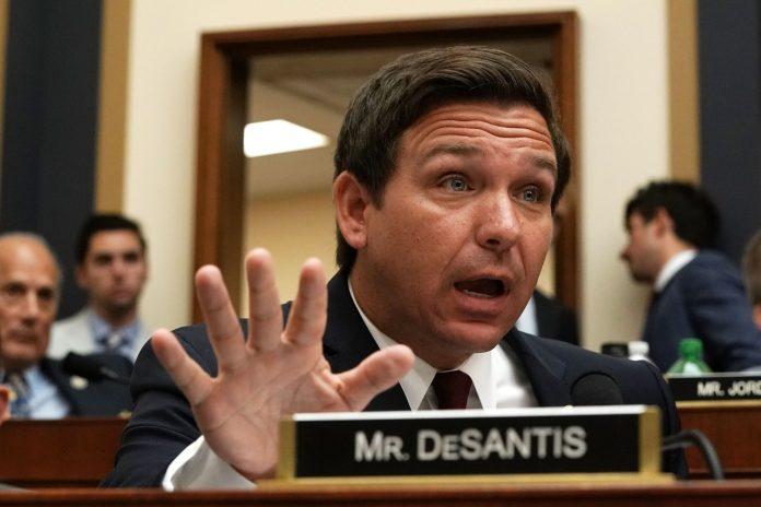 Florida GOP gubernatorial nominee was admin of racist Facebook group