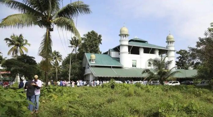 Mosque gives shelter to Hindu families displaced by Kerala floods
