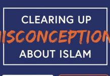 Clearing up Misconceptions About Islam