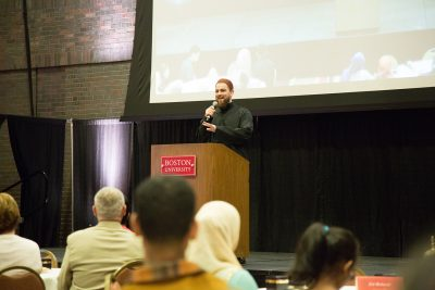 Eid al-Adha Banquet emphasizes community, building bridges