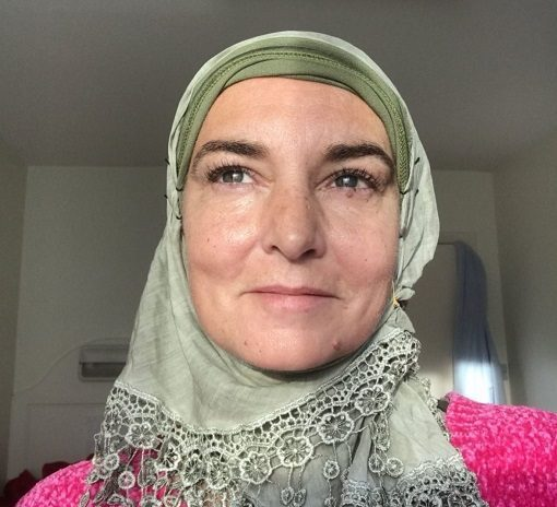 Sinead OConnor converts to Islam