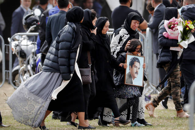 After mosque attacks New Zealand quickly bans assault weapons