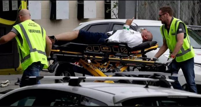 Mass Shootings at New Zealand Mosques Kill 49 1 Man Charged