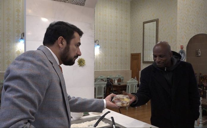 D.C. restaurant feeds the poor and homeless every single day