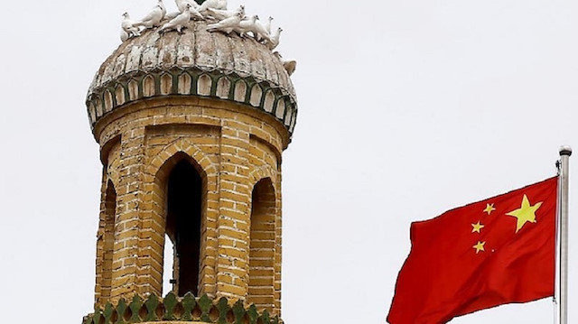 Satellite imagery shows China is systematically destroying Uyghur mosques