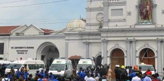 Sri Lankan Bomb Attacks On Hotels, Churches: 20 Minutes Of Carnage