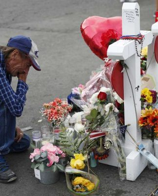 Memo reveals a House Republican strategy on shootings: downplay white nationalism, blame left
