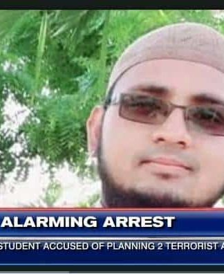 FBI arrests South Florida student accused of planning 2 terrorist attacks against college deans